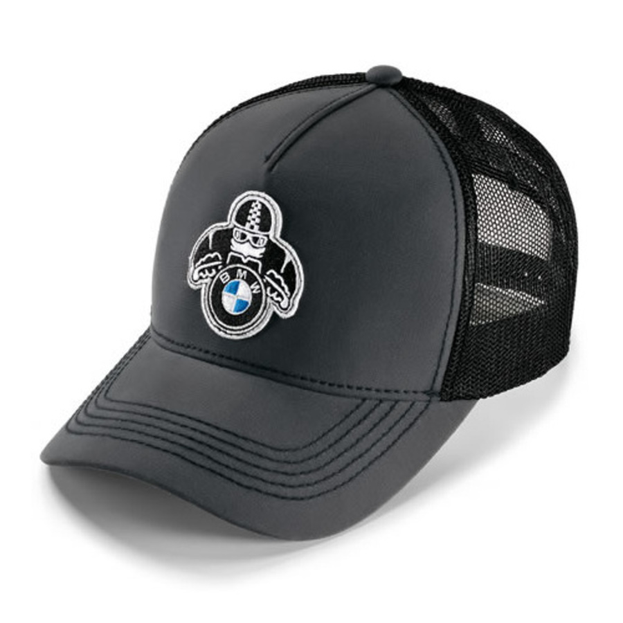 Бейсболка BMW Motorrad Roadster Baseball Cap, Dark Grey