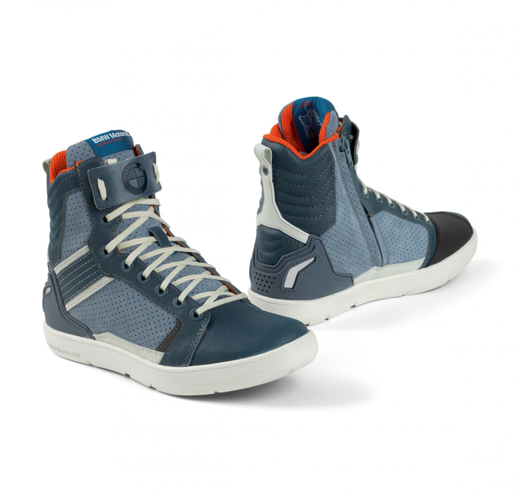 Мотокеды BMW Ride Sneakers Blue, Unisex