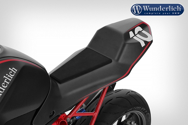 Карбоновая хвостовая часть для мотоцикла BMW R1200R LC/RS LC Wunderlich Tail secion SuperLight ôîòî