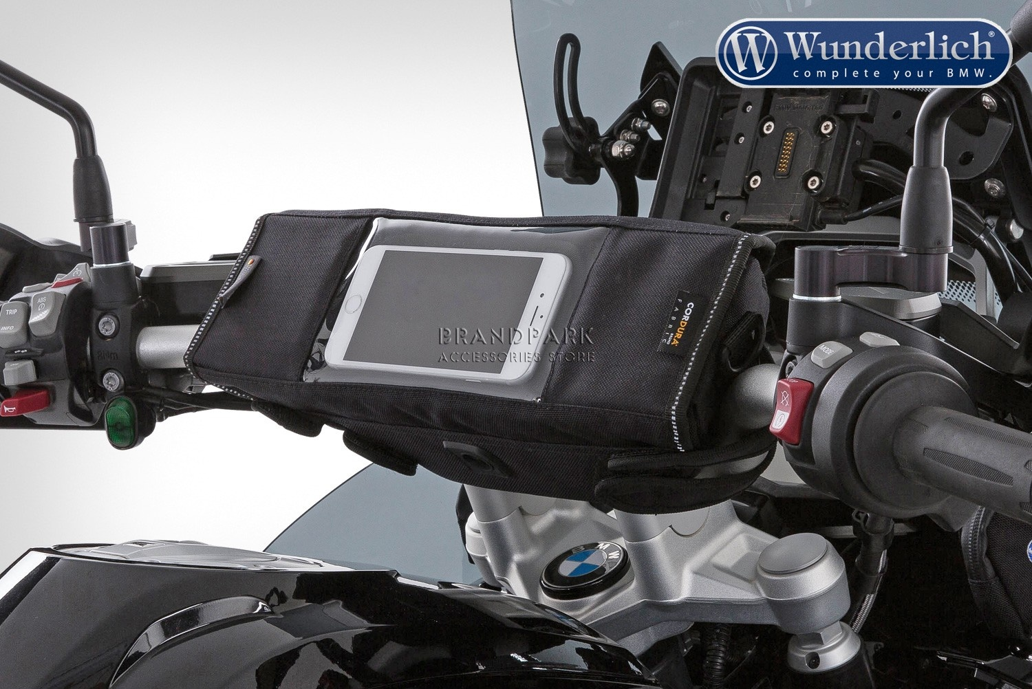 Сумка на руль Wunderlich BarBag MEDIA XL для BMW Motorrad