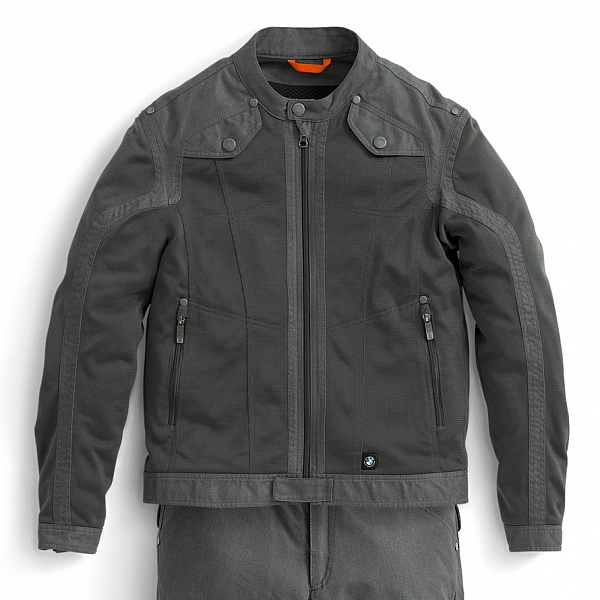 Женская мотокуртка BMW Motorrad Jacket Venting, Woman, Anthracite ôîòî