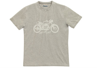 Мужская футболка BMW Motorrad T-Shirt Biker, Men, Grey